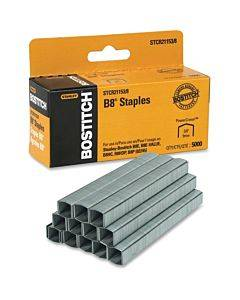 "Bostitch B8 Powercrown 3/8"" Staples"