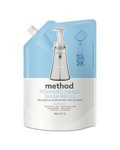 Foaming Hand Wash Refill, Sweet Water, 28 Oz Pouch