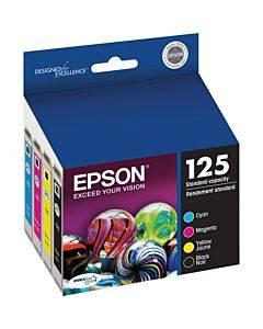 Epson Durabrite 125 Original Ink Cartridge