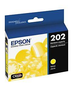Epson Durabrite Ultra Original Ink Cartridge - Yellow