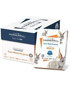 Hammermill Paper For Multi 8.5x11 Inkjet, Laser Copy & Multipurpose Paper - White