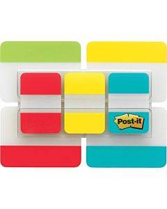 Post-it® Tabs Value Pack - Primary Colors