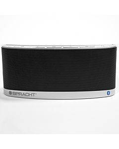 Spracht Blunote2.0 Portable Bluetooth Speaker System - 10 W Rms - Black
