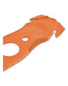 """Safety Cutter, 5.75"""", Orange, 5/pack"""