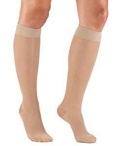 Opaque Knee-high Firm Compression Stockings Medium, Natural Part No. 115271 (1/ea)