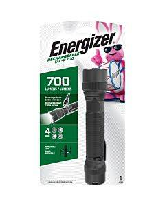 Energizer Rechargeable Tactical Flashlight, Tacr700