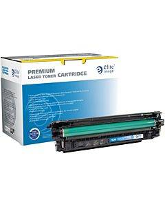 Elite Image Remanufactured Toner Cartridge - Alternative For Hp 508a (cf362a) - Yellow