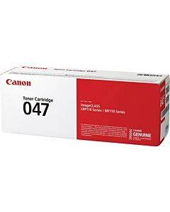 Canon 047 Original Toner Cartridge - Black