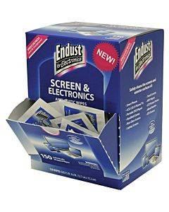Endust Screen/electronics Clean Wipes