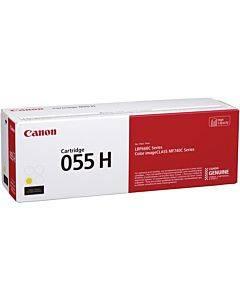 Canon 055h Original Toner Cartridge - Yellow