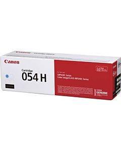 Canon 054h Original Toner Cartridge - Cyan