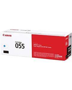 Canon 055 Original Toner Cartridge - Cyan