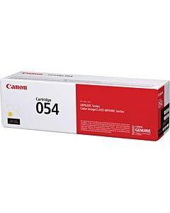 Canon 054 Original Toner Cartridge - Yellow