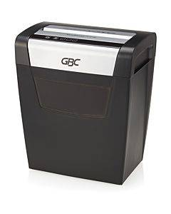Gbc Shredmaster Px12-06 Cross-cut Paper Shredder