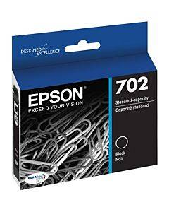 Epson Durabrite Ultra T702 Original Ink Cartridge - Black