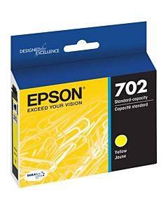 Epson Durabrite Ultra T702 Original Ink Cartridge - Yellow