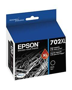 Epson Durabrite Ultra T702xl Original Ink Cartridge - Black