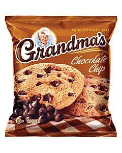Quaker Oats Grandma's Chocolate Chip Cookies