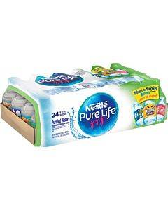 Pure Life 8 Oz. Purified Bottled Water