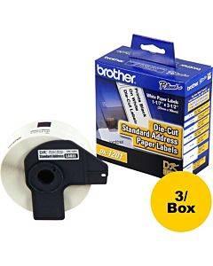 Brother Ql500 Standard Labeling System