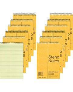 Rediform Steno Notebook