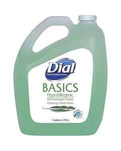 Dial Basics Hypoallergenic Foam Hand Soap