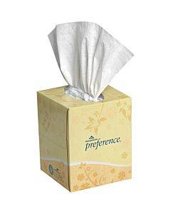 Preference Cube Box Facial Tissue By Gp Pro