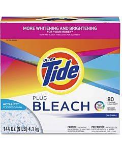 Tide Vivid Plus Bleach Detergent