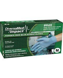 Diversamed 4 Mil Powder Free Exam Glove