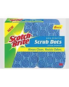Scotch-brite Scrub Dots Non-scratch Sponge
