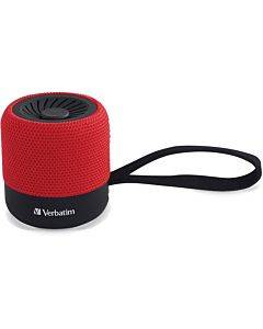Verbatim Bluetooth Speaker System - Red