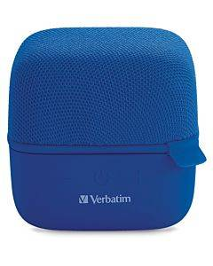 Verbatim Bluetooth Speaker System - Blue
