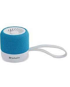 Verbatim Portable Bluetooth Speaker System - Teal