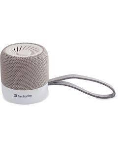 Verbatim Portable Bluetooth Speaker System - White