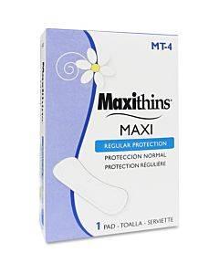 Hospeco Maxithins Vending Machine Maxi Pads