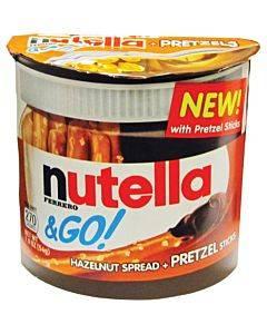 Nutella Nutella & Go Hazelnut Spread & Pretzels