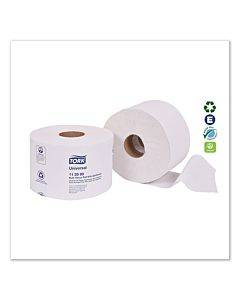 Universal Bath Tissue Roll With Opticore, Septic Safe, 1-ply, White, 1755 Sheets/roll, 36/carton
