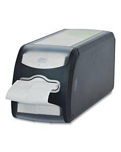 Xpressnap Fit Napkin Dispenser, Countertop, 4.8 X 12.8 X 5.6, Black