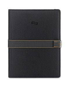 "Solo Ubn221 Carrying Case For 8.5"" To 11"" Digital Text Reader - Black, Orange"