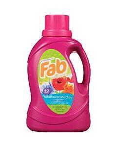 Fab Liquid Laundry Detergent