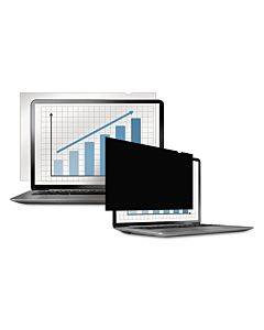 """Privascreen Blackout Privacy Filter For 15.6"""" Widescreen Lcd, 16:9"""