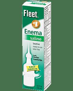 Fleet Adult Enema 4-1/2 Oz. Part No. 201 (1/ea)