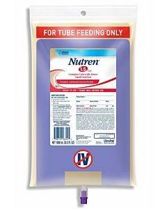 Nutren 1.5 Complete High-calorie Ultrapak System 1000ml Part No. 9871626354 (1/ea)