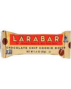 Larabar - Chocolate Chip Cookie Dough - Case Of 16 - 1.6 Oz