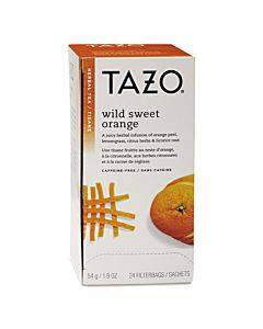 Tea Bags, Wild Sweet Orange, 24/box
