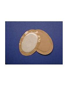 "Ampatch Style G-2 With 3/4"" X 1 1/4"" Oval Center Hole Part No. 838234000929 (50/box)"