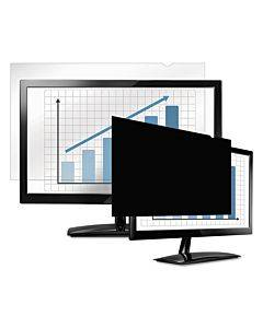 """Privascreen Blackout Privacy Filter For 19.5"""" Widescreen Lcd Screen, 16:9"""