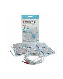 Rebound Otc Tens Refill Kit Part No. Sbtr200c (1/ea)