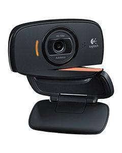 Webcam C525,720p Hd, 8mp, Black/silver
