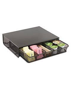 One Drawer Hospitality Organizer, 5 Compartments, 12 1/2 X 11 1/4 X 3 1/4, Bk
